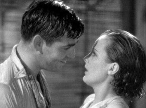Red Dust, with Clark Gable