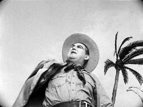 Shades of the future Hank Quinlan -- Howard L. Smith's thuggish plantation overseer.