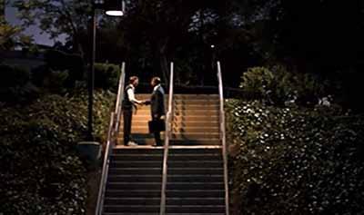 """... and a garden staircase."""""""