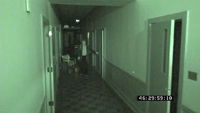 """""""Wherever they go, they find another depressing, horrifying corridor."""""""