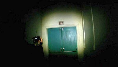 No exit and no escape