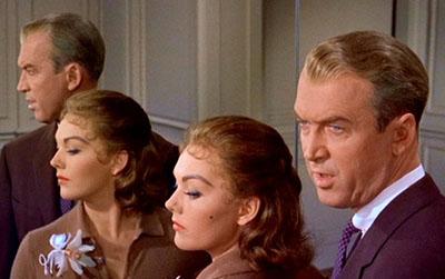 Scottie transforming Judy into Madeleine: Ransohoff's Dept. Store