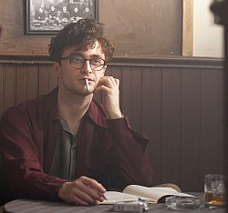 Daniel Radcliffe as Ginsberg