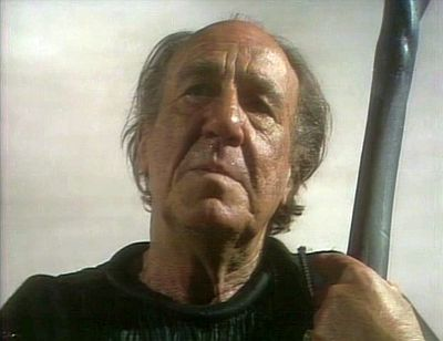 Michael Hordern as Prospero in the 1980 BBC version of The Tempest