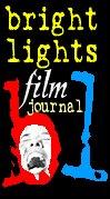 George Brown's original logo for Bright Lights online, circa 1995