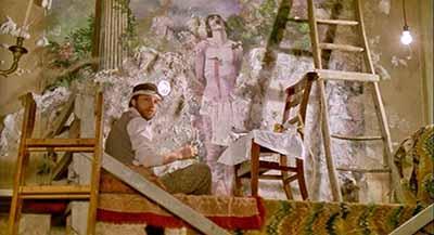 Art restoration as investigation