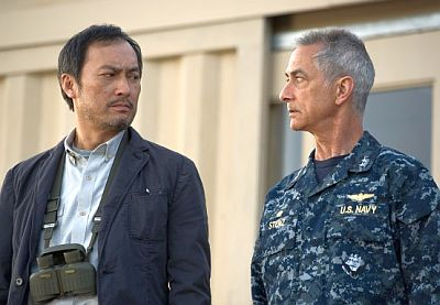 Arthouse credibility: Ken Watanabe and David Straitharn