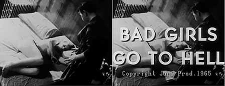Bad Girls Go to Hell: Title card 1