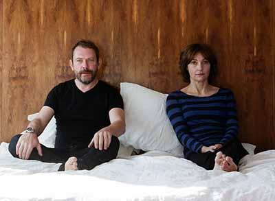Liam Gillick and Viv Albertine