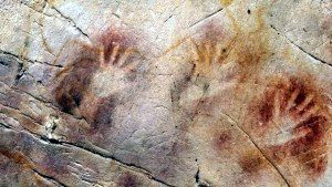 Neanderthal cave painting found in northern Spain