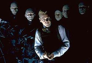 Dr. Schreber and Strangers in Dark City