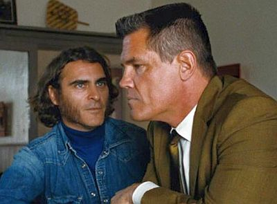 Doc and Bigfoot (Josh Brolin)