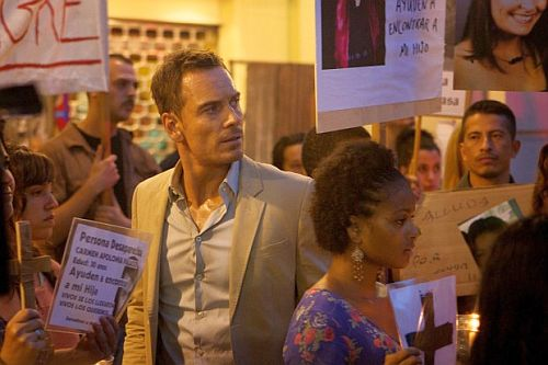 """""""An excuse for survival rather than a meaningful goal"""" - Michael Fassbender as the Counselor"""