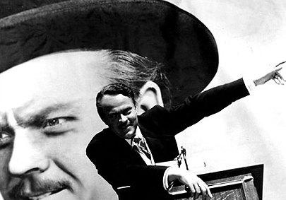 Citizen Kane. Public domain photo, per Wikimedia Commons