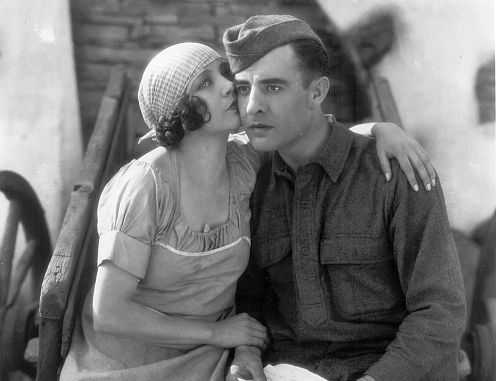 King Vidor's The Big Parade (MGM, 1925), starring Renée Adorée and John Gilbert, revived the American moviegoing public's — and Hollywood's — appetite for films about the First World War.