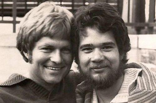 Tony Sullivan and Richard Adams (screenshot)