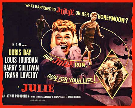 Poster for Julie