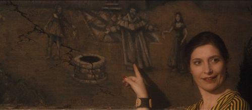 Figure 2: Assumpta and the fresco