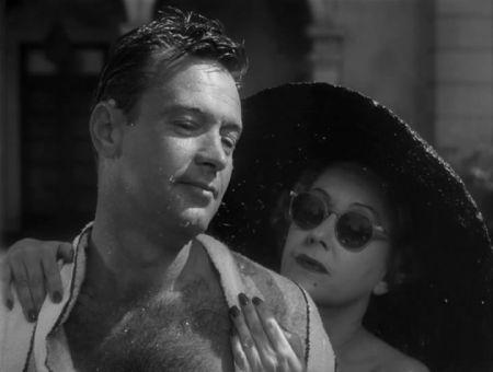 Joe Gillis and Norma Desmond: Sunset Blvd.