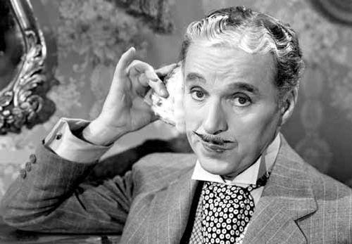 Monsieur Verdoux (Charlie Chaplin)