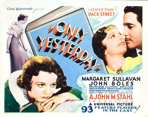 Only-Yesterday-1933-Lobbycard
