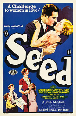 Seed_1931_film_poster