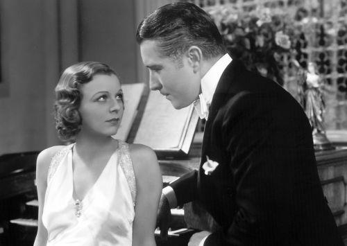 Margaret Sullavan and John Boles in Only Yesterday (1933)