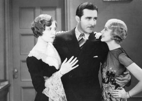 Boles, with Tobin and Lois Wilson
