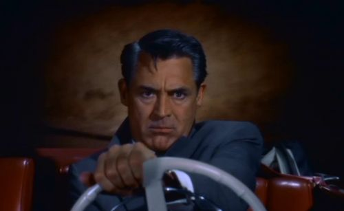 "The ""wild ride"": North by Northwest"