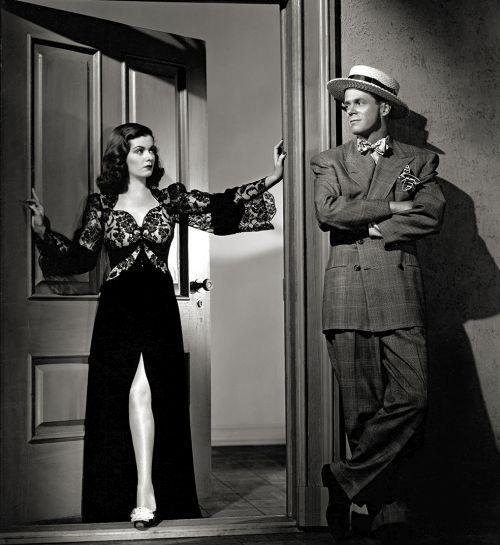 Joan Bennett and Dan Duryea: Scarlet Street