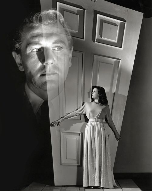 Michael Redgrave and Joan Bennett: Secret Beyond the Door
