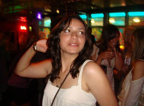 Meredith Kercher. Photo released by police, courtesy of Wikimedia Commons.