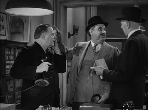 Hartwell, Joe, and the mayor