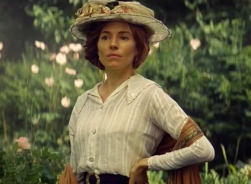Sienna Miller in The Lost City of Z