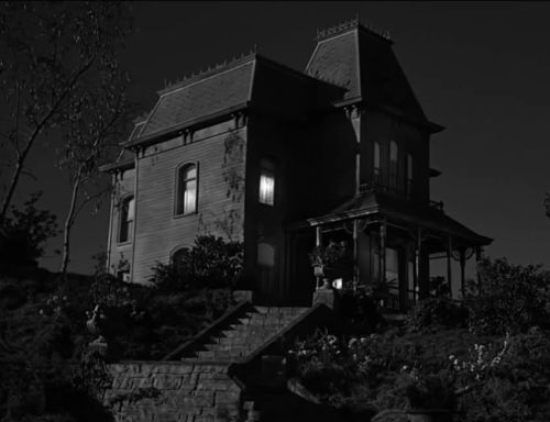 Psycho: The house