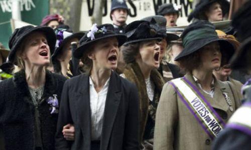 Feminist films: Suffragette