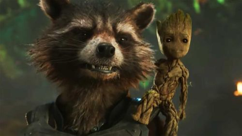 Guardians: Rocket and Groot
