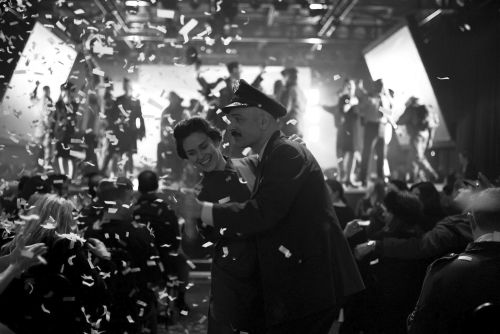 <em>Dr. Strangelove</em> (2016). Secret Cinema's 2013 performance of <em>Brazil.</em> © Secret Cinema / AI Overdrive