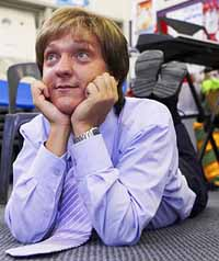 Mr. G in Summer Heights High