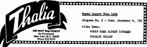 Thalia December 4, 1979