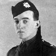 A young David Niven