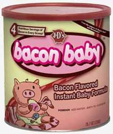 Figure 6a: Bacon Baby