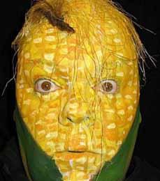 Figure 11b: Corn man