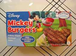 Figure 9: Mickey Burgers
