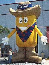 Figure 8: Twinkie the Kid