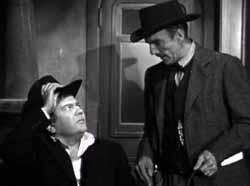 Montgomery Pittman, left, in The Iron Trail