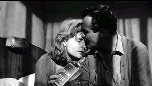 Lee Remick and Jack Lemmon in The Days of Wine and Roses
