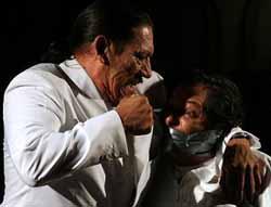 Danny Trejo and victim
