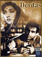 Vyjayanthibala and Dilip Kumar in Devdas, 1955