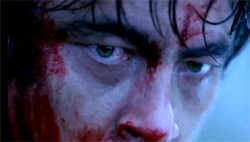 Benicio Del Toro in The Hunted